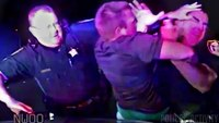 High-speed pursuit of DUI suspect ends in fight
