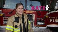 Why a Minn. woman became a firefighter/paramedic