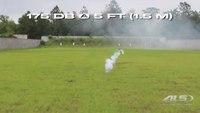 ALSD429 Single Use Tactical Stun Munition