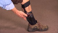Ankle Holster Support Strap