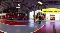 Plymovent 360 Fire station visit