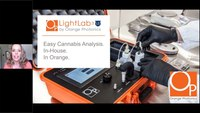 On-Demand Webinar: LightLab 3 Law Enforcement (LE) Cannabis Analyzer
