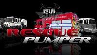 SVI Trucks Rescue Pumper