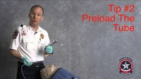 Safer VL intubation: Preload the endotracheal tube