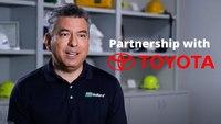 Bullard and Toyota Partner in Response to Pandemic