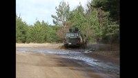 Sentinel TRV/ Guardian APC Off–Road