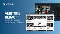 Veritone Redact - Intelligent Audio, Image and Video Evidence Redaction