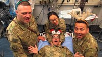 12 Days of Christmas: Military hospital style