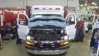 Crestline Remounted Ambulances: Reduce, ReUse & Remount
