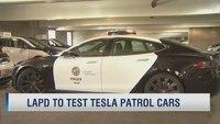 LAPD to test Tesla patrol cars