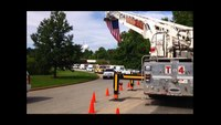 National EMS Memorial arrives in Virginia
