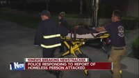 Police investigate possible 4th homeless attack