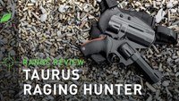 Taurus Raging Hunter .44 Magnum Revolver Review by Alien Gear Holsters