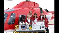 HAMILTON-T1: Neonatal transport ventilation with Intermountain Life Flight