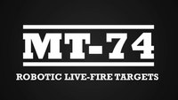 MT-74 - Live-fire training robot, now with stop/drop Manikin Mike option