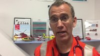 London's Air Ambulance doctor describes London Bridge attack response