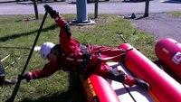 Rescue Methods: Paddling techniques