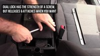 How to Remove the Gamber-Johnson Console Box Faceplates & Accessories