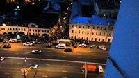 300 motorcyclists blockade traffic police department