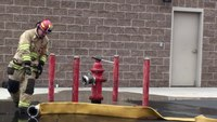 Water supply: Taking a hydrant