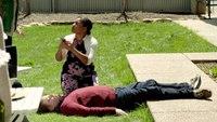 Hip-hop bystander CPR instruction