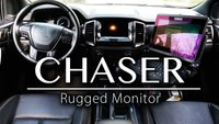 RuggON CHASER Rugged Monitor for In-Vehicle Application