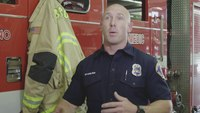 SWAT medic Ryan Starling explains why training is important