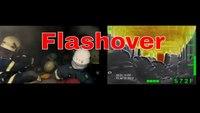 Flashover from Bullard Thermal Imaging Training 072019