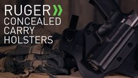 Ruger Concealed Carry Holsters by Alien Gear Holsters
