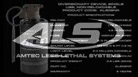 ALS09NR Tactical Diversionary Device