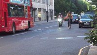 Stunt biker is caught by police