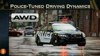 Ford Police Interceptor Utility Model Revealed Live (Part 2)