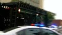 Navy Yard shooting: Police response
