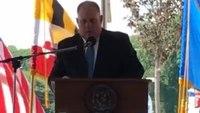 Md. Gov. dedicates 'Heroes Highway' to slain deputies