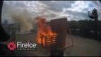 FireIce vs. Class A Foam