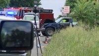 Truck crash kills 5 Michigan bicyclists