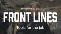 Front Lines by Eko: Tools for the job