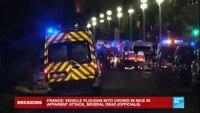 Nice truck attack during Bastille Day celebration