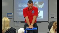 A CPR educator tells his own bystander CPR story