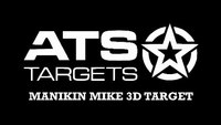 Manikin Mike 3D Live-Fire and Simulated Munitions Training Target