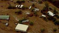 Ariz. responders make rescues in flash floods