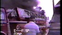 Raw video: Hackensack Ford Fire (1988)