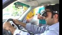 Driving Simulator Demonstration - Drive Square Inc.