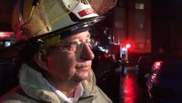 Mayday: Ohio firefighter falls down elevator shaft