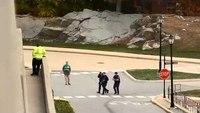 Active shooter drill at Coast Guard Academy