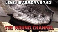 HighCom Level III Armor vs 7.62