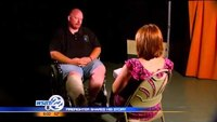 Trapped firefighter shares final moments of Ind. asst. chief