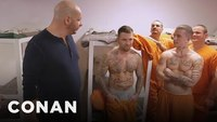 Jeff Ross on roasting prison inmates