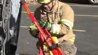 ZSTRUT Rescue Strut in Action