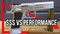 Firearm performance and diminishing returns